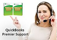 Get Helps at QuickBooks Premier Support Number 1855-481-5338