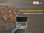 Digital Marketing Agency : Efficient and Cost Effective