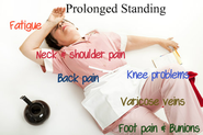 The Top 5 Solutions for Pain in Lower Back From Standing