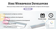 Hire Wordpress Developer | Hire Wordpress Expert