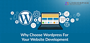 Why Choose Wordpress For Your Website Development - Logicspice