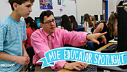 MIE Expert makes a collaborative world in the classroom with Minecraft – Microsoft EDU