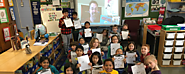 Celebrate World Book Day with a live author visit via Skype!