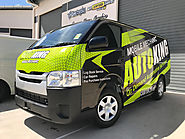 Wrap Vehicles Using Wrap Design-Gold Coast