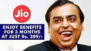 Reliance JIO Dhan Dhana Dhan Offer | Webfeed360