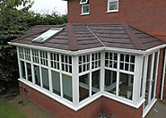 A Guardian conservatory roof keeps noise down
