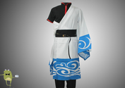 Gintama Cosplay Gintoki Sakata Cosplay Costume