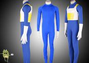 Dragon Ball Z Vegeta Super Saiyan Cosplay Costume Armor