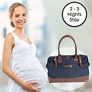 Designer Baby bag- A boon for Parents