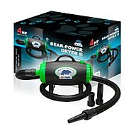 BPD-2 Bear Power 4 HP High Velocity Pet Groomer Dryer