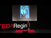 Dr. June Zimmer | The Power to Empower | TEDxRegina