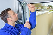 Get your Garage door hinge repair from Delta Warringah Garage Doors