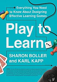 Play to Learn: Where Games and Learning Meet