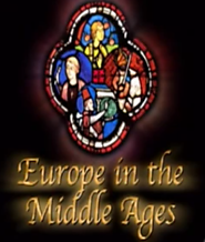 Europe in the Middle Ages -knights and tournaments