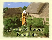 Life in Medieval Europe - Feudal System, Farming, Food, Home