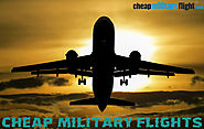 Cheap Military Flights: What, Why and How?