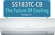Intex SS183TC-CB 3 Star, 1.5 Ton Split Air Conditioner