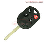 Remote key 4 button 315Mhz for Ford