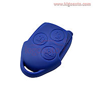Remote fob blue for New Ford Transit