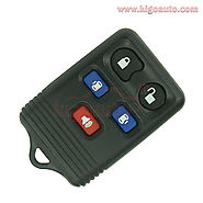 CWTWB1U551 remote fob 5 button 315Mhz for Ford
