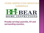 Home Inspection Services Louisville