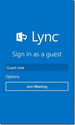 New Features Available for Windows Phone, iPhone and iPad Lync mobile apps