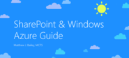 SharePoint Azure Guide