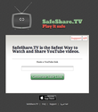 SafeShare.TV - The Safest Way To Watch and Share YouTube videos.