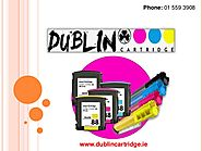 Printer Ink Cartridges Best Buy @ Dublincartridge.ie