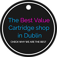 Printer Ink Cartridges at Best Prices in Dublin!