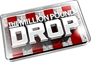 The Million Pound Drop slot game - A TV show based game with Money Stacks.