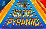 The 100,000 Pyramid slots - IGT's video slot based on a popular TV show.