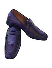 Get Stylish Mens Purple Shoes At MensUSA