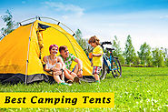 Best Camping Tent Reviews: Top 10 in 2017