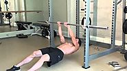 Inverted Row Exercise and Variations