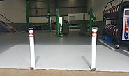 Removable Bollards Installation Melbourne - First Choice Bollards