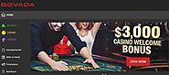 Bovada-Get $3,250 Free Bonus and Play Casino, Bet on Sports, Horses