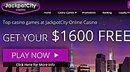 Jackpot City Casino 2017 Review - Get $1600 Free Welcome Bonus