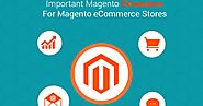 Most Important Magento Extensions for Magento eCommerce Stores