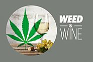 Weed & Wine Pairing Hyperion Event
