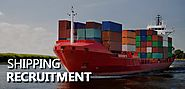Recruitment Consultants for Shipping Jobs