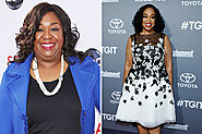 Shonda Rhimes Weight Loss - Celebrity Transformations