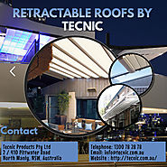 Customizable Retractable Roof Systems