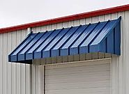 Types of awnings