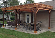 Types of Pergola Designs and Their Features
