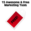 Fifteen Free Online Marketing Tools