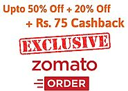 Zomato Offers Online Food Order