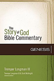 Genesis (The Story of God) by Tremper Longman