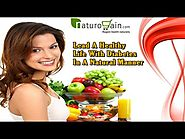 Lead A Healthy Life With Diabetes In A Natural Manner