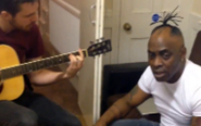 British students sing Gangsta's Paradise with Coolio in their living room